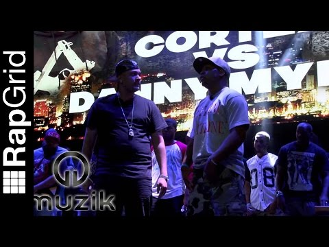 Cortez vs Danny Myers | Doomsday Rap Battle