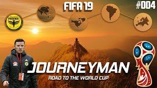 Fifa 19 Journeyman Career Mode - Wellington Phoenix - EP 4 - ITS TIME FOR SEASON 2