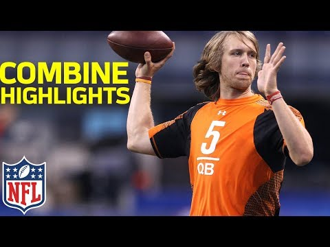 Video: Nick Foles' 2012 NFL Scouting Combine Highlights | NFL