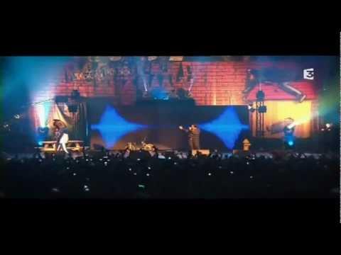 "Snoop Dogg & Lady of Rage ""G-Funk Intro"" Live @ le Zénith, Paris, France, 07-04-2011 Pt.1"