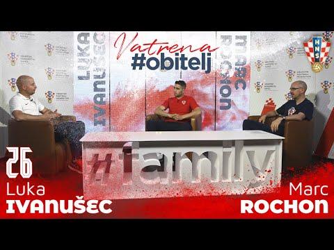 Vatrena #obitelj: Luka Ivanušec i Marc Rochon