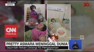 Video Pretty Asmara Meninggal Dunia, Jenazah Tiba di Bandara Juanda MP3, 3GP, MP4, WEBM, AVI, FLV November 2018