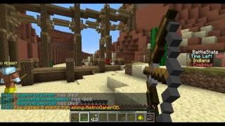 COWBOYS AND INDIANS - Minecraft PvP EP #16 (Svenska)
