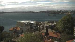 Sydney Webcam Time Lapse for Sat, 16th October 2010