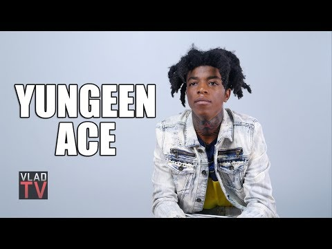 Yungeen Ace on Yungeen Gang Group Member Snitching on Him, Doing 1 Year (Part 1)