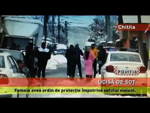 Crimă în Chitila