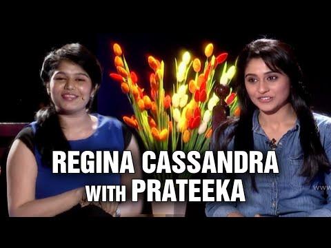 Actress Regina Cassandra Chit Chat with RJ Prateeka  V6 Prateeka Show  Pakka Hyderabadi