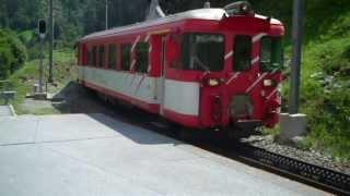 Bettmeralp Switzerland  city photos : Betten Bettmeralp Train Valais Switzerland