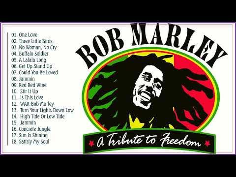 Bob Marley Nonstop Best Songs Playlist  - Bob Marley Greatest Hits Full Album