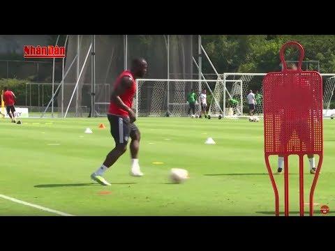 """Tin Thể Thao 24h Hôm Nay (19h - 11/7): Lukaku Làm Đồng Đội """"Vã Mồ Hôi Hột"""" Tại Manchester United - Thời lượng: 7:36."""