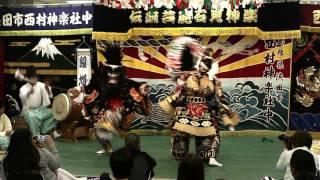 奈都子×西村神楽「神楽混成曲 其ノ弐」