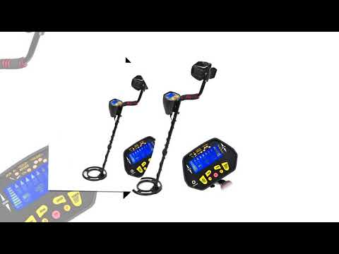 Metal Detector – High-accuracy Metal Finder with LCD Display