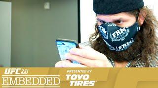 UFC 251 Embedded: Vlog Series - Episode 1 by UFC