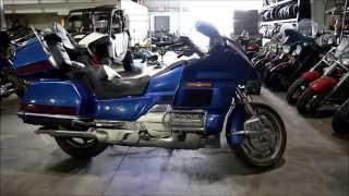 8. Honda 1993 Goldwing 1500 Aspencade Used Parts