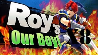 Controlling 8 Roys' our boy at once