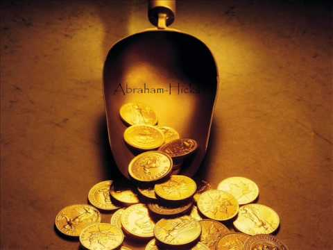 Abundance in 17 seconds with Abraham Hicks