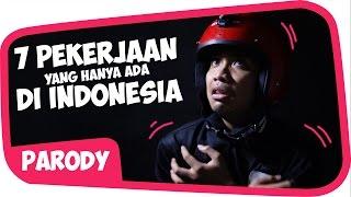 Video 7 PEKERJAAN UNIK YG HANYA ADA DI INDONESIA Wkwkwkwk MP3, 3GP, MP4, WEBM, AVI, FLV Februari 2018
