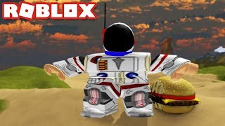 The Fat Astronaut in Roblox (Astronaut Animation Pack)