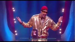 Ali G British Comedy Awards 2012 - Outstanding Achievement To Comedy