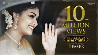 Video #Mahanati Official Teaser - Keerthy Suresh | Dulquer Salmaan | Samantha | Nag Ashwin MP3, 3GP, MP4, WEBM, AVI, FLV April 2018