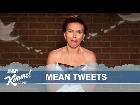 The Avengers Cast Gets Roasted To A Crisp In This Special Edition Of 'Mean Tweets'