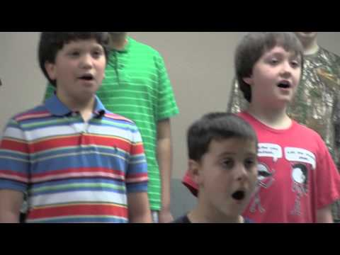 Fort Bend Boys Choir Recruitment Video #2