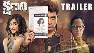 Kshanam Movie Trailer HD, Adivi Sesh, Adah Sharma, Anasuya