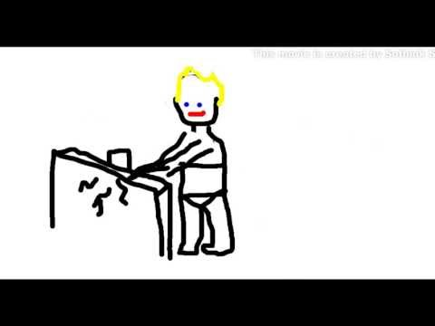 Miley Cyrus - Wrecking Ball (Resumo em Paint)