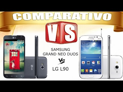 Samsung Galaxy Grand Neo Vs Lg L90  photos