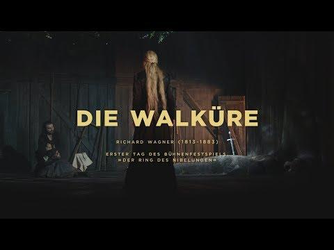 DIE WALKÜRE von Richard Wagner - Premiere 09.09.2017