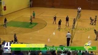 Tippecanoe Valley Volleyball vs. Peru