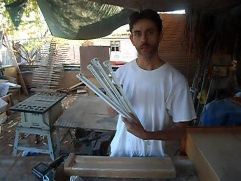 Carpintería - Instalación de riel en cajonera
