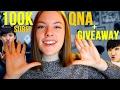 100k Sub!! Qna + Giveaway