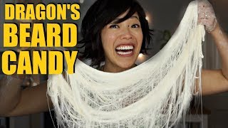 Video DRAGON'S BEARD CANDY Hand-pulled Cotton Candy Recipe - FAILS Included! MP3, 3GP, MP4, WEBM, AVI, FLV Oktober 2018