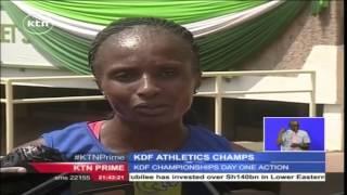 Former 3000m World Indoor Champion Hellen Obiri Wins KDF 5000m Title