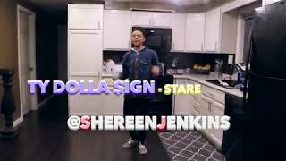 Video Ty Dolla $ign - Stare @ShereenJenkins MP3, 3GP, MP4, WEBM, AVI, FLV Januari 2018