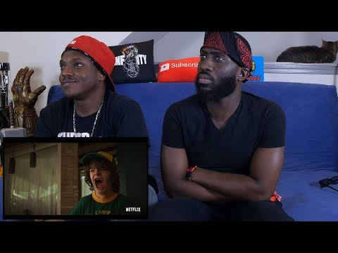 Stranger Things 3 | Official Trailer Reaction