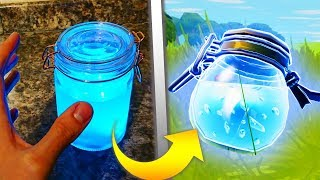 Making Fortnite Items In REAL LIFE...