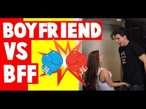 BOYFRIEND VS BESTFRIEND | Amanda Cerny