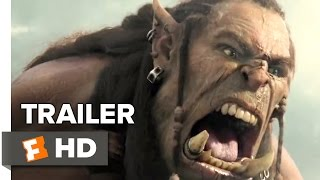 Warcraft - Official Trailer #2 (2016)