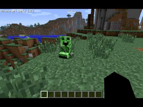 Baby Creeper: Has 20 health. Is 25% faster than an ordinary creeper; Explosion strength is 50% less than a normal creeper. Overtime can grow into an adult. Fuse time is only 15 seconds. Has 50% chance to spawn anywhere during the night. Drops Gun Powder. Rocket Creeper: Has 20 health.