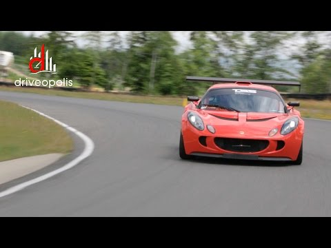2007 Lotus Exige Revisited: Widebody Modified Lotus Track Review driveopolis