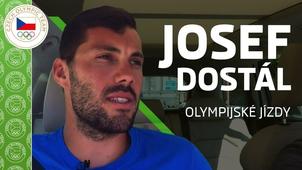 ŠKODA olympijské jízdy s Josefem Dostálem
