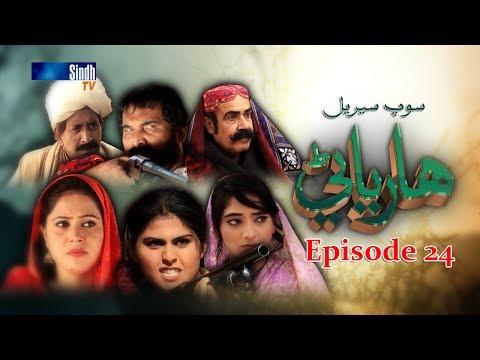 Video Sindh TV Soap Serial HARYANI- EP 24 - 25-5-2017 - HD1080p -SindhTVHD download in MP3, 3GP, MP4, WEBM, AVI, FLV January 2017