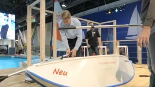 Das Beiboot - ein Muss für Fahrtensegler Unter diesem Motto hielt Florian Sievers in der grossen Halle 14 seinen Vortrag auf der...