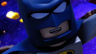 """LEGO DC Comics Super Heroes: Justice League vs. Bizarro League - """"I'm Batman"""" Clip"""