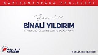 Gaziosmanpaşa'ya Kazandıracağımız Vizyon Projeler
