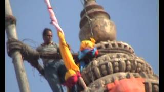 Change of Flag at Dwarka Temple 2012_05_20_13_20_12.wmv full download video download mp3 download music download