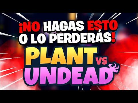 ⚠️ ¡¡URGENTE!! ¡¡NO COMETAS ESTE ERROR EN PLANT VS UNDEAD, TIENES QUE SABERLO!! ⚠️