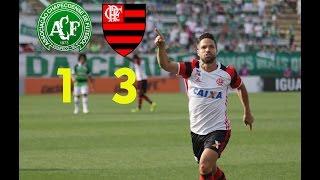 Resenha de Chapecoense 1 X 3 FLAMENGO pelo segundo turno do Brasileirão 2016... #SRN